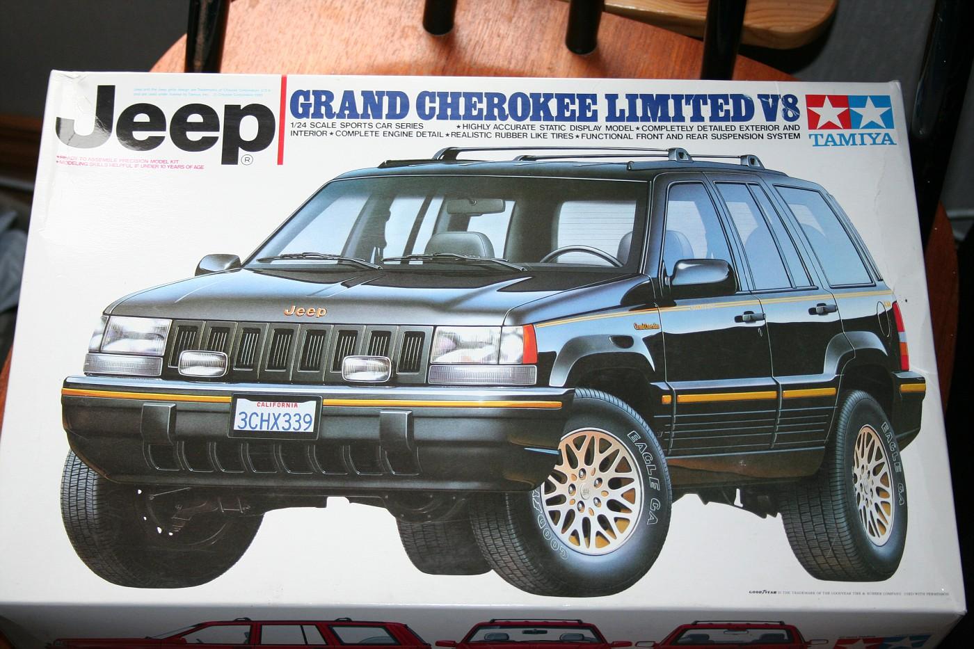 photo jeep grand cherokee tamiya 1 24 album bugace photo and video sharing. Black Bedroom Furniture Sets. Home Design Ideas