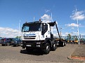 SP13 GZU   IVECO Trakker 450 8x4 Hook loader