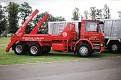 SCANIA 92M 6x4 rigid skip truck