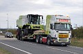EU09 FKD   Scania R 480 Topline 6x2 unit