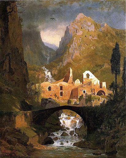 Valle dei Molini [1871]