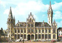 Belgium - Hotel Des Postes