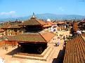 Bhaktapur on a sunny day.