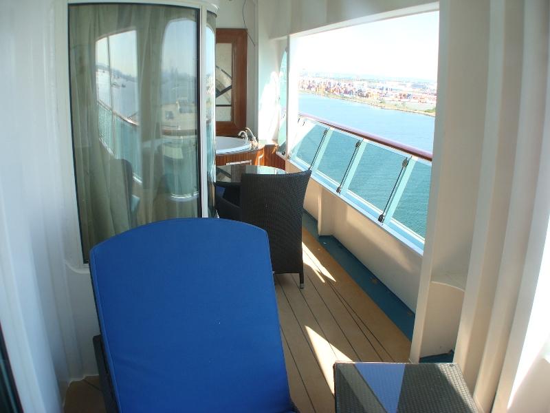 Royal Suite Balcony