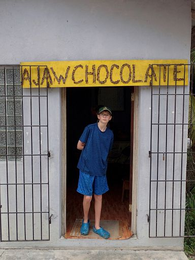Ajaw chocolate