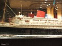 Model QE midships bar Queen ELizabeth
