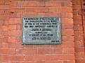 Cobh Heritage Centre plaque