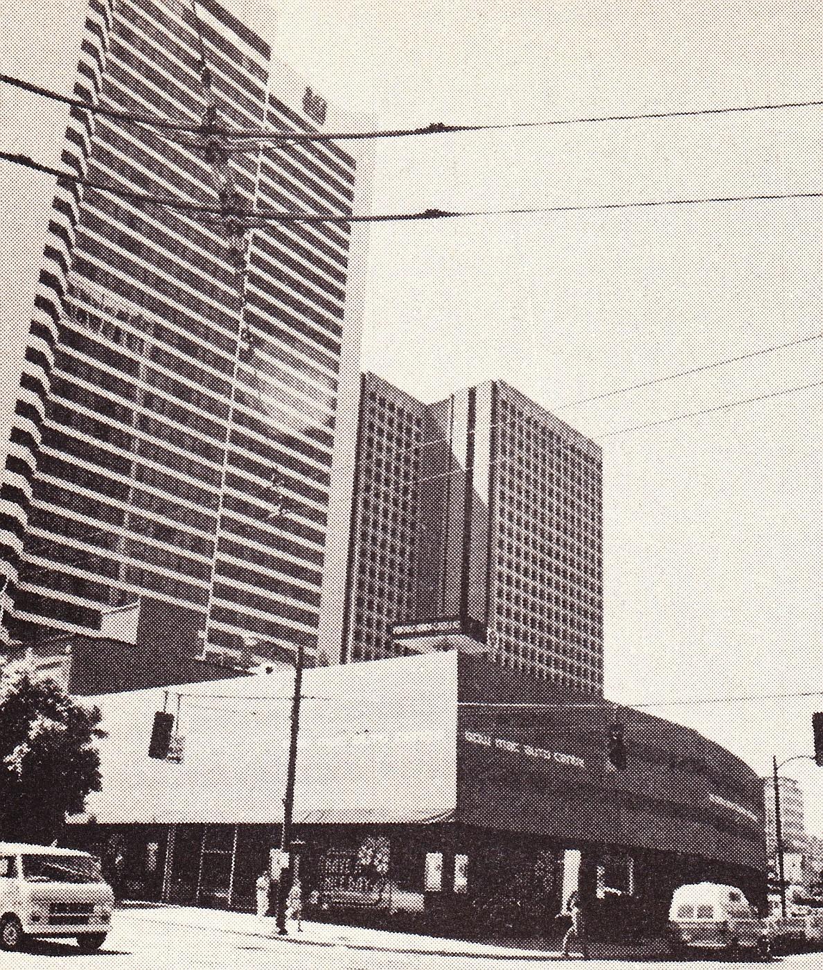 Downtown West Georgia Street Was Once Auto Dealership Row
