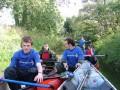 Conrad's Crew Charity Paddle 018