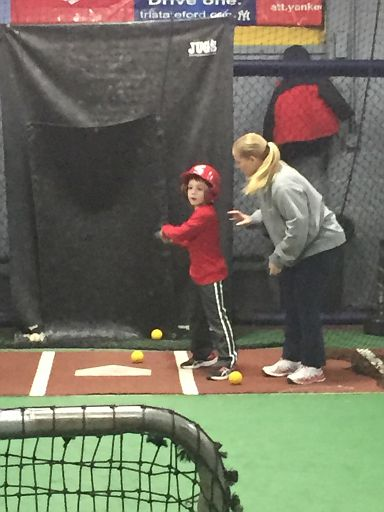 Batting Cages and Dinner with Aunt Shelley 4-18-17  (3)