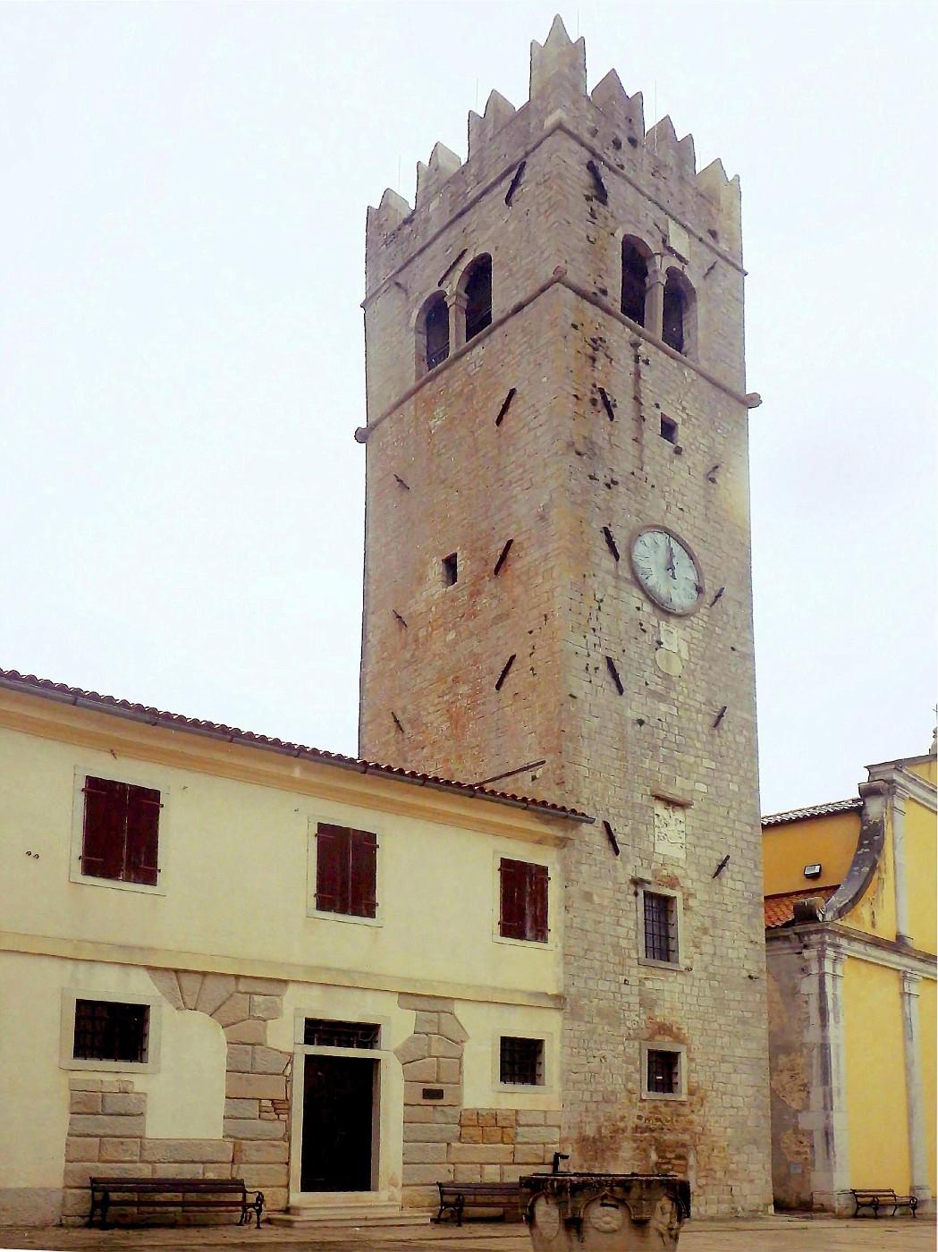 Glockenrutm der Stephanskirche
