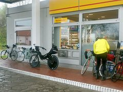 Kontrolle 1 - Tankstelle in Calvörde
