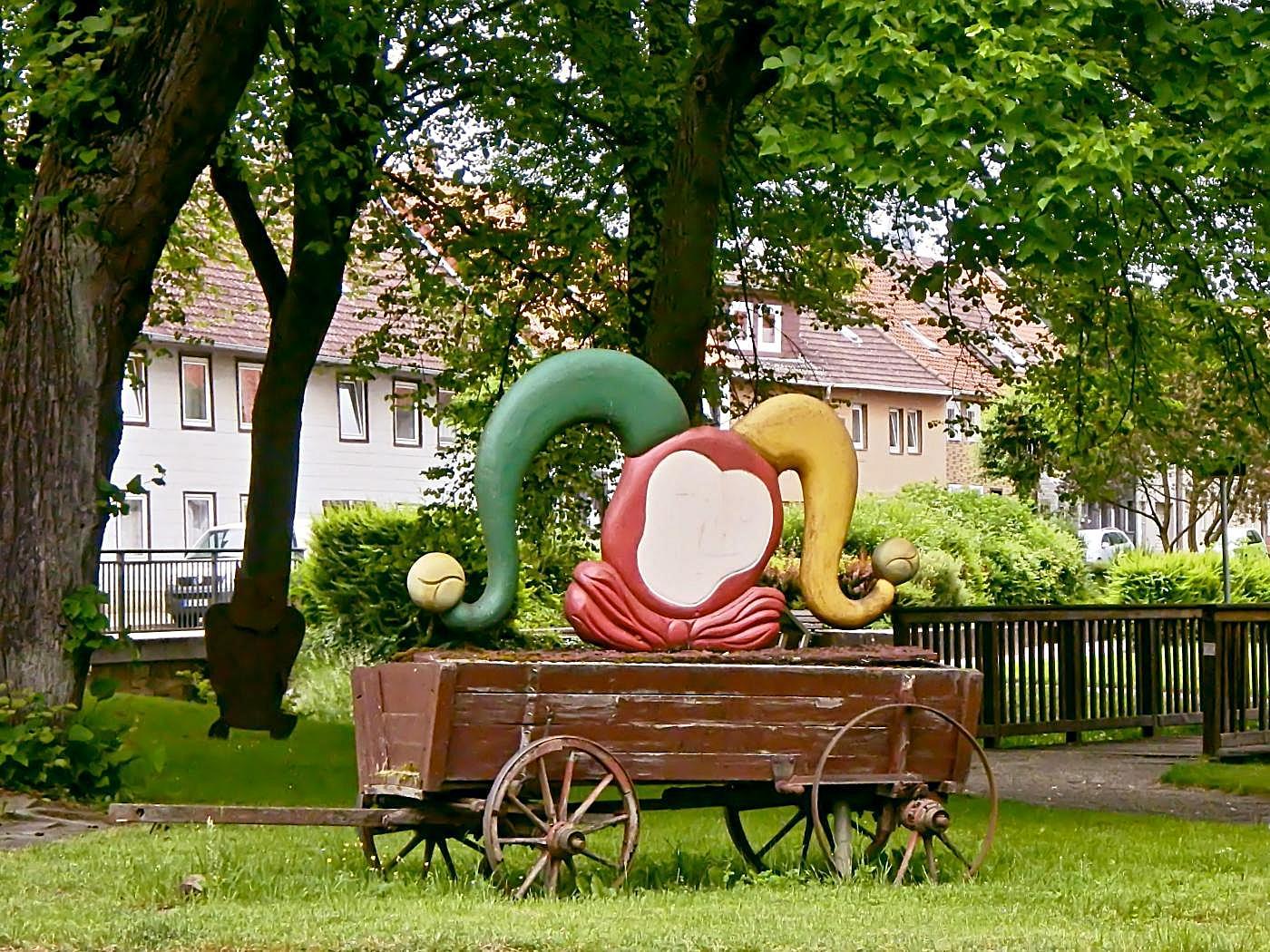 Till Eulenspiegel in Schöppenstedt