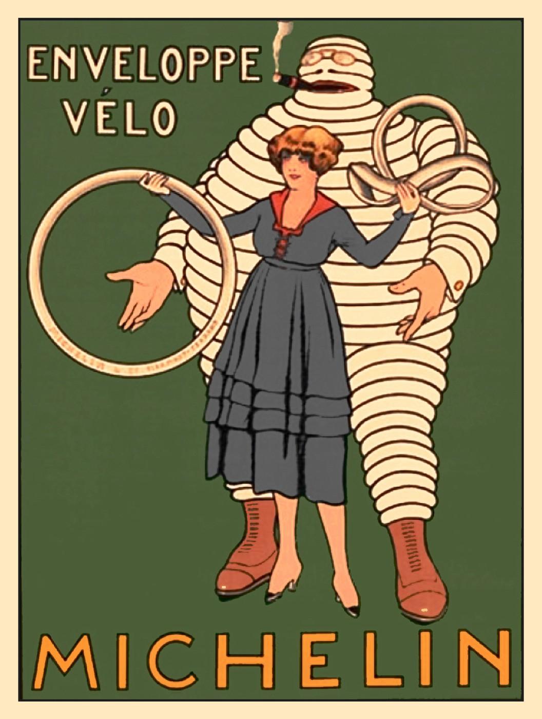 Michelin Enveloppe Vélo