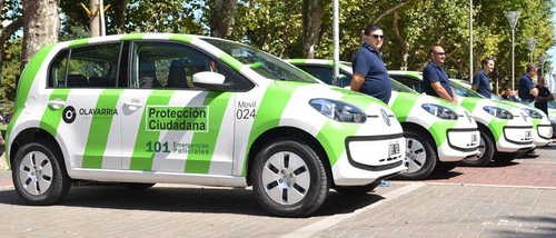 Argentina - Olavarria Proteccion Ciudadana