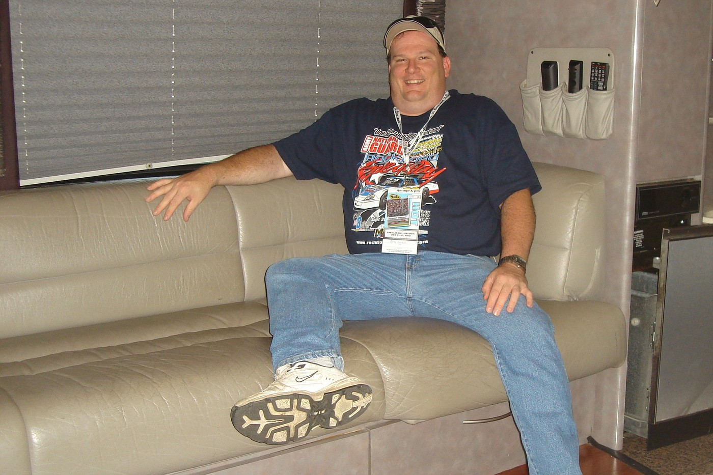 Inside the Coors Light Party Bus