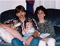 Lonnie, Canaan, and Melinda (LAWSON) Duncan-1995