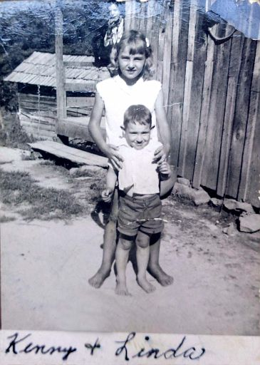 "#4-Kenneth Allen ""Kenny"" Vann, and Linda Gail Hutson"