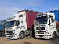 AO52 MGE   Volvo FH12 420 Globetrotter 6x2 unit