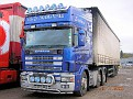 SV03 BGX   Scania 164L580 Topline 6x2 unit
