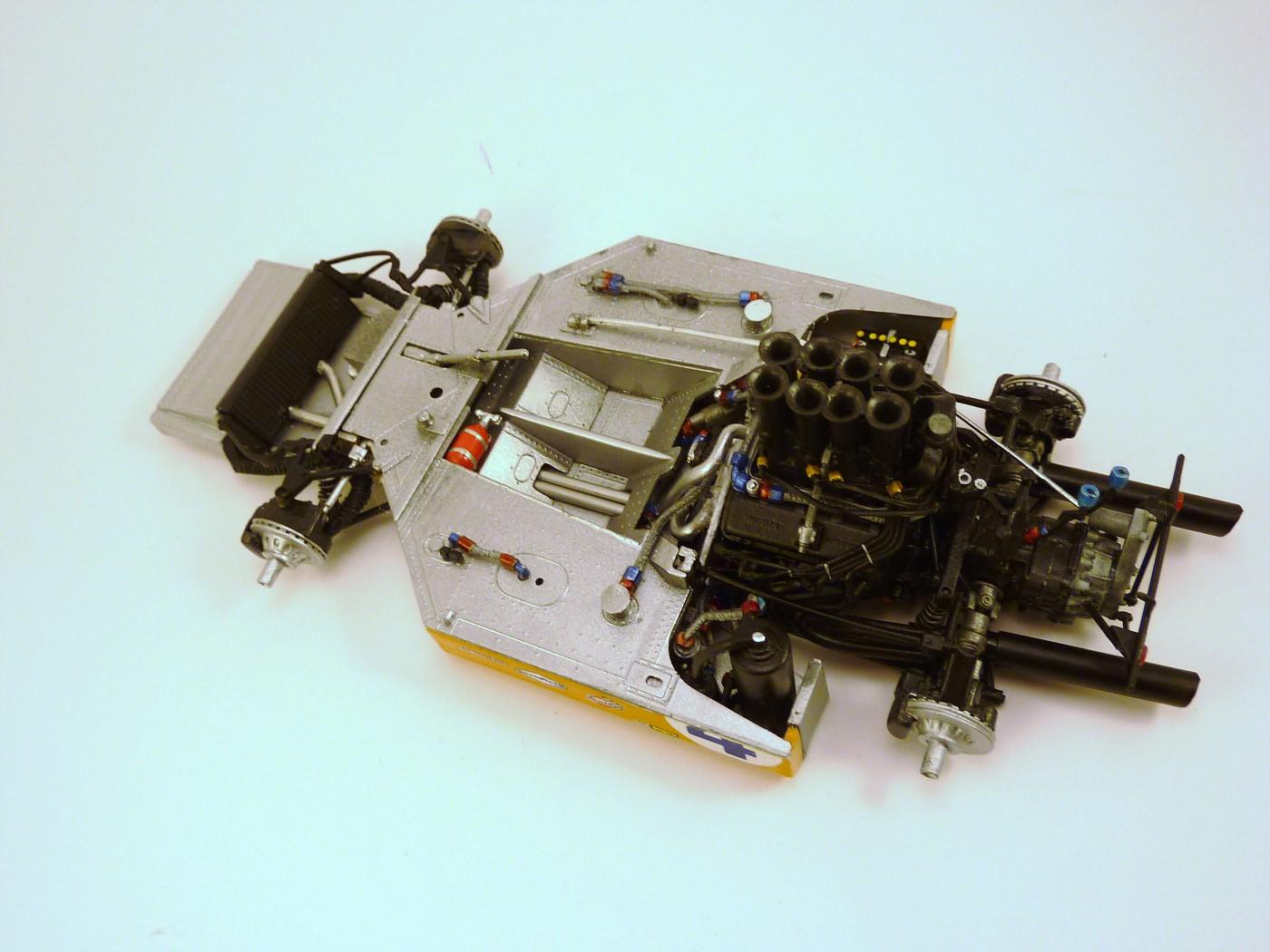 Mc Laren M8 B Can Am 71  Chassis2Mclarenm8b004-vi