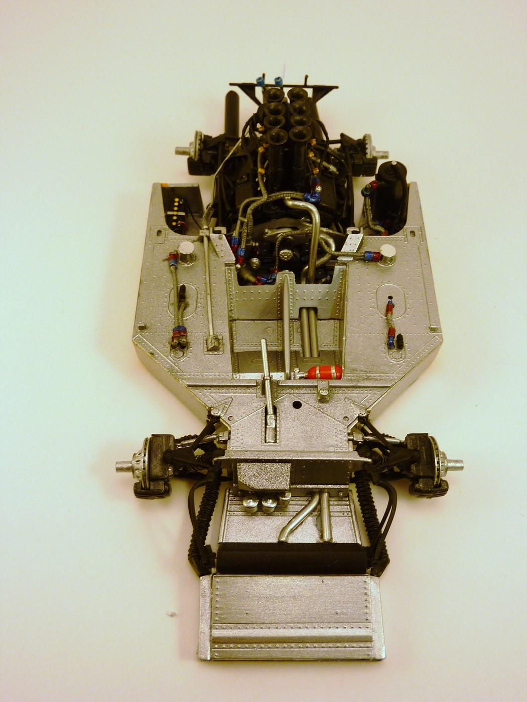 Mc Laren M8 B Can Am 71  Chassis2Mclarenm8b007-vi