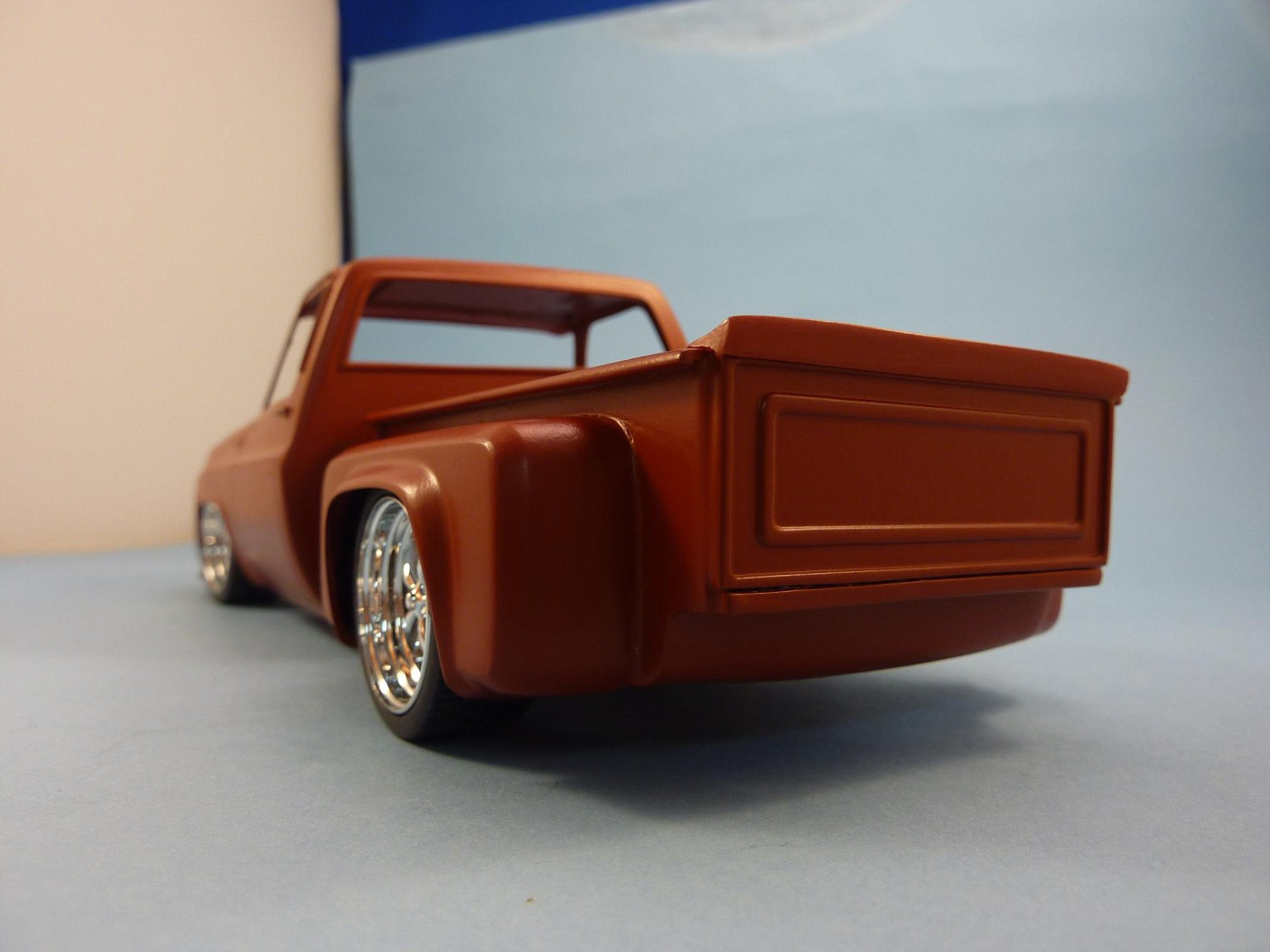 Chevrolet C 10 Pickup [Terminé] Photo-vi