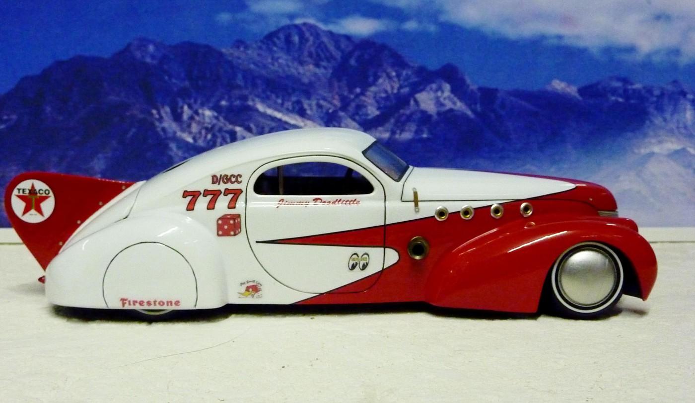 Ford T Bird Pickup racer Bonneville ( Ex Nascar) terminée  - Page 2 Photo17-vi