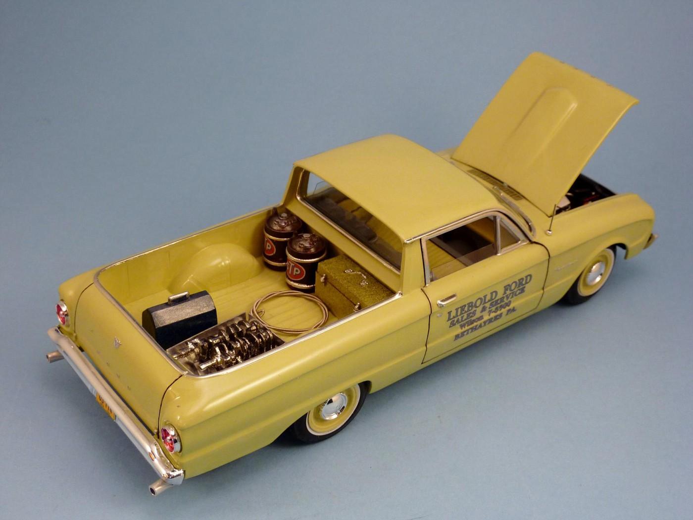 Pontiac Bonneville  70 Pick Up terminée Photo1-vi