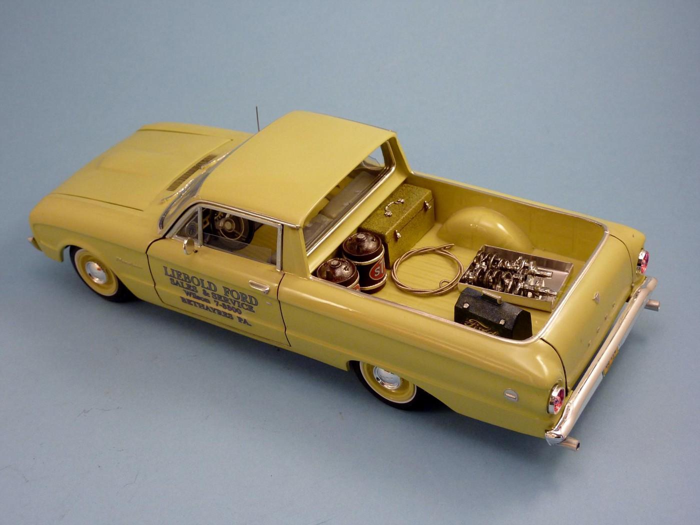 Dodge A 100 pickup avec remorque terminé Photo20-vi