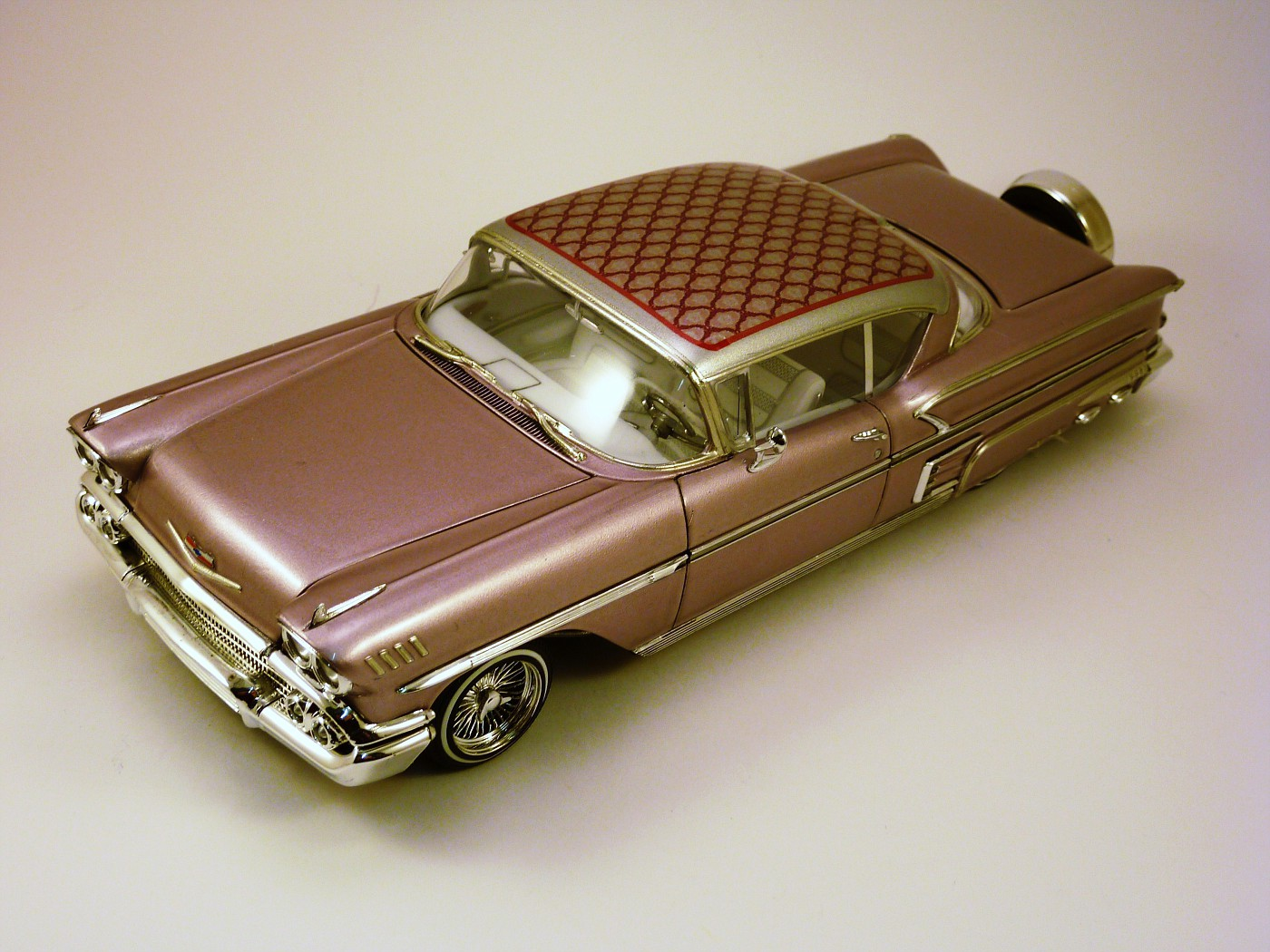Chevy Impala 58  InalesChevy58Impalalowrider003-vi