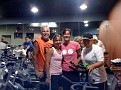 Aug 9-09 / Sunday 1:03 PM.  Spin Class Breast Cancer Benefit.