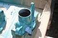 Rear bearing retainer 21C-7085A paintetd