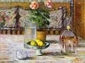 Still Life with Three Lemons [c.1895]