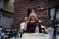 С Аннеттой Мейман в доме у Илоны Давыдовой.