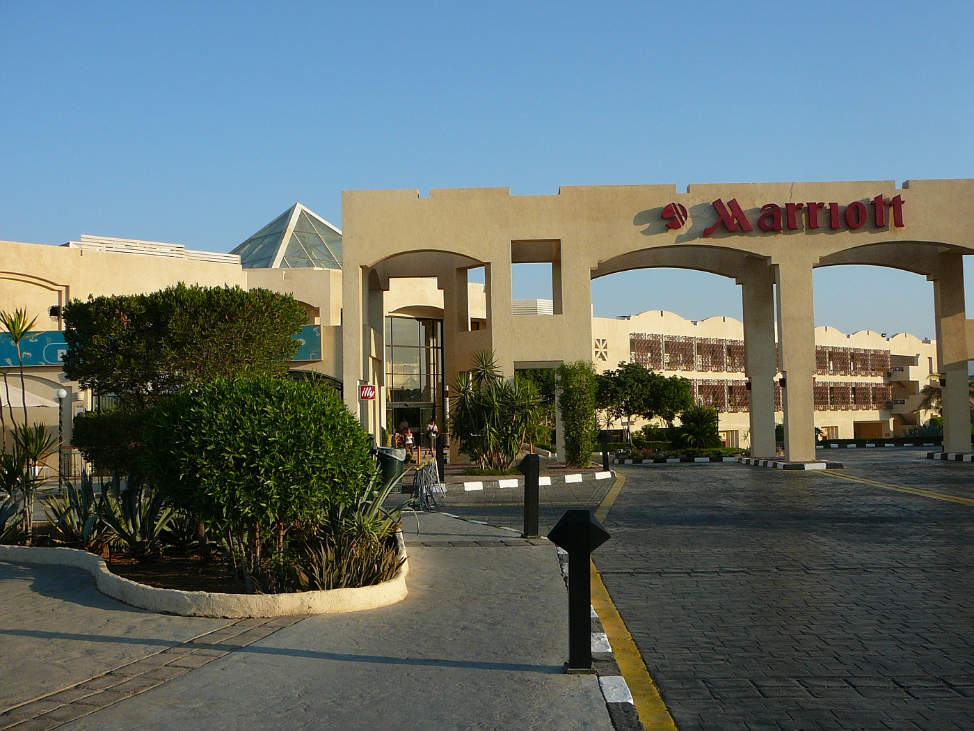 Sharm Marriott