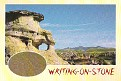 ALBERTA - Writing-On-Stone Provincial Park