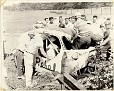 Robert Wales car CB wrecked 1961
