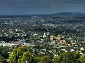 Mt Coot-tha lookout 005 View over Brisbane