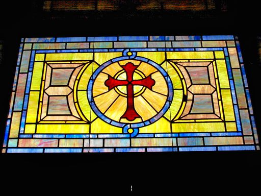 SAINT ANN'S CHURCH - STAINED GLASS - 54