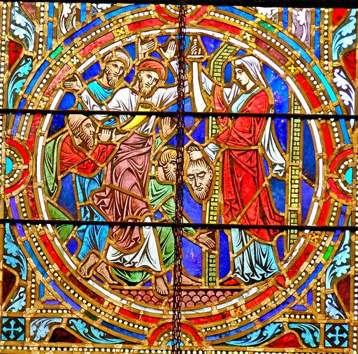 SAINTS PETER AND PAUL CHURCH - STAINED GLASS - 06