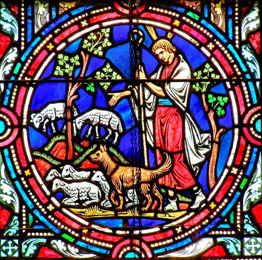 SAINTS PETER AND PAUL CHURCH - STAINED GLASS - 37