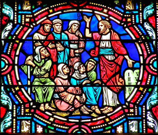 SAINTS PETER AND PAUL CHURCH - STAINED GLASS - 44