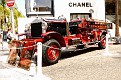 1928 Aherns Fox Beverly Hills fire engine owned by BHFD