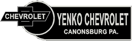 yenko dealers decals