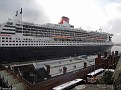 Queen Mary 2, Cobh