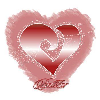 Bellstar-gailz-Constellation Heart Tag