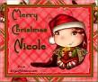 Nicole - Lia CandleFairy-Carrie