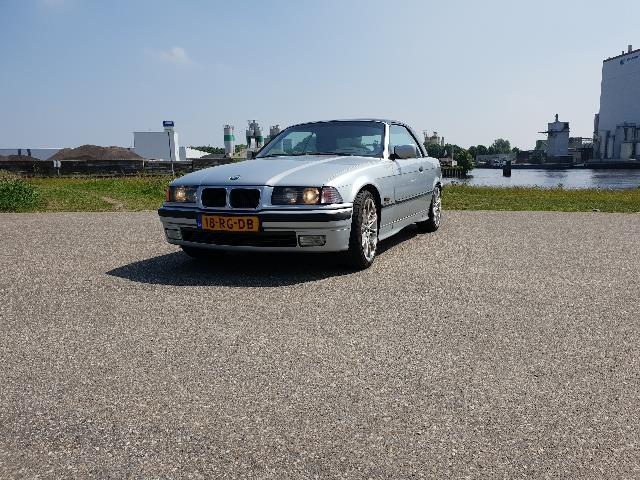 1993 BMW 325 325I Cabriolet AUT. E2
