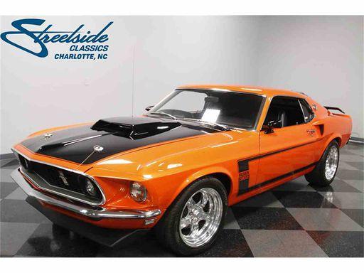 1969 Ford Mustang Mach 1/Boss 302 Clone